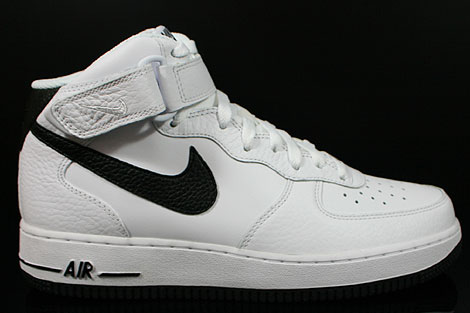 nike air force 1 mid weiß