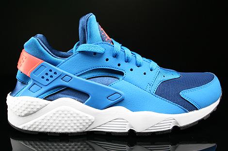 Nike Huarache Blauw