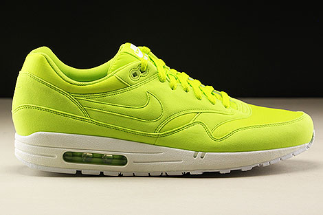 Nike Air Max 1 Atomic Green White Right