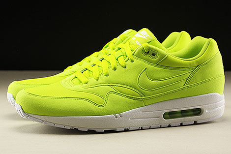 Nike Air Max 1 Atomic Green White Profile