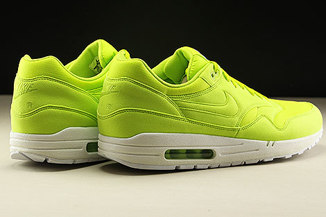 Nike Air Max 1 Atomic Green White Back view