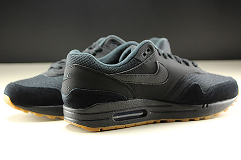 Nike Air Max 1 Black Black Black Inside