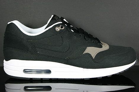 Air Max 1 Black Smoke