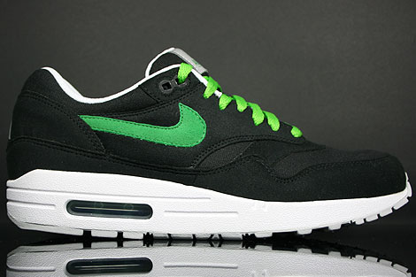 Nike Air Max 1 Black Victory Green White