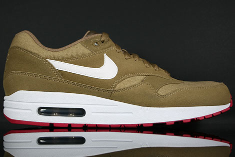Nike Air Max 1 Brown Kelp White