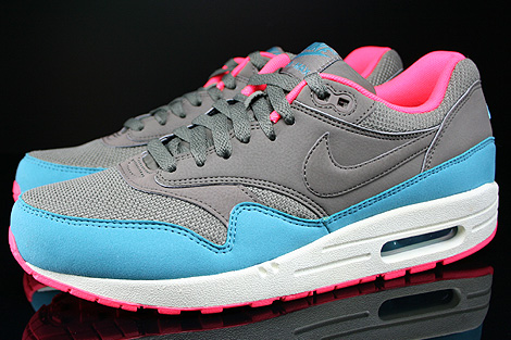 Nike Air Max 1 Essential Dark Dune Catalina Hyper Punch Profile