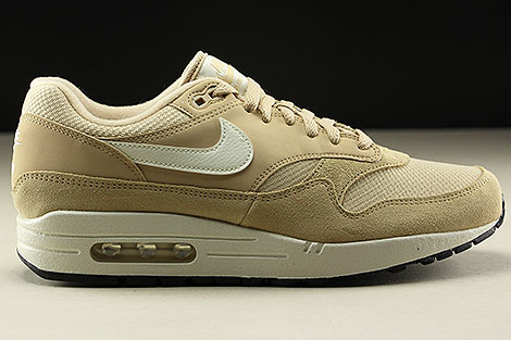 buy popular 67b33 87e1b ... Nike Air Max 1 Desert Ore Sail Black Right ...