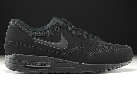 buy popular 28d29 0e939 Nike Air Max 1 Essential Black Black