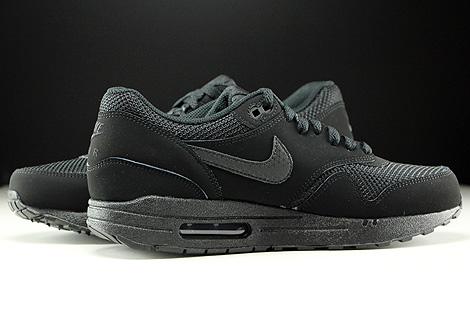Nike Air Max 1 Essential Schwarz Innenseite