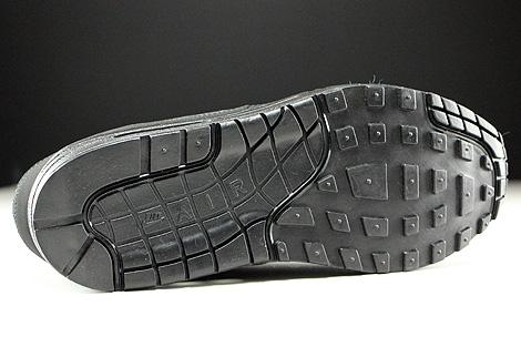 Nike Air Max 1 Essential Schwarz Laufsohle