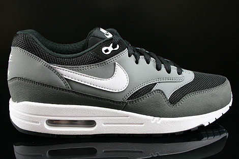 Nike Air Max 1 Essential Black Geyser Grey Cool Grey White