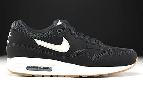 Nike Running Air Max 1 Essential Black Light|KICKZ