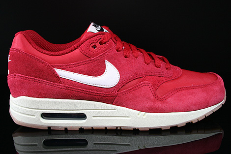 Nike Air Max 1 Essential Gym Red Sail Black