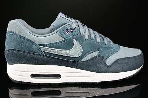 Nike Air Max 1 Leather Darkblue
