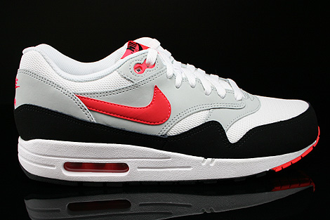 new product e7870 bb9b0 ... germany nike air max 1 essential white laser crimson pure platinum black  ced09 84088 ...