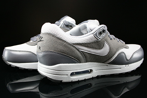 Nike Air Max 1 Essential Wolf Grey Wolf Grey Dark Grey Inside