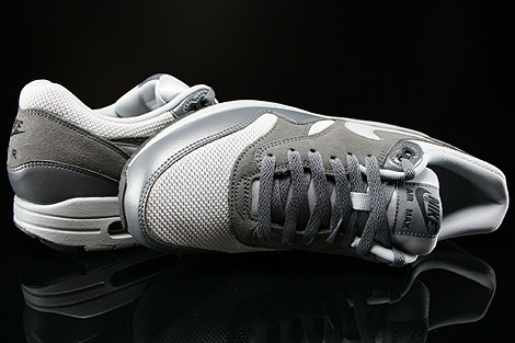Nike Air Max 1 Essential Wolf Grey Wolf Grey Dark Grey Over view