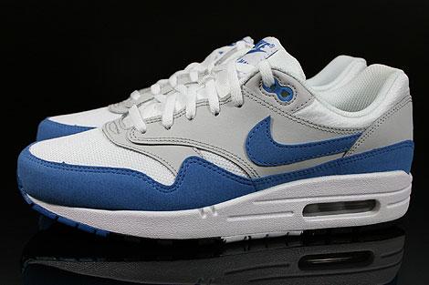 Nike Air Max 1 Weiß Grau