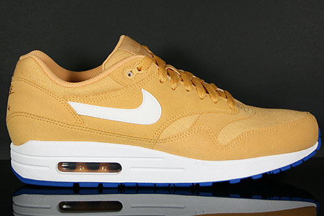 Nike Air Max 1 Honeycomb White Blue Spark Profile