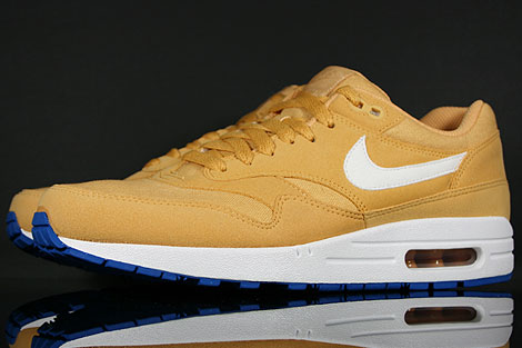Nike Air Max 1 Honeycomb White Blue Spark Sidedetails