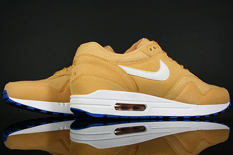 Nike Air Max 1 Honeycomb White Blue Spark Over view