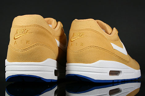 Nike Air Max 1 Honeycomb White Blue Spark Outsole