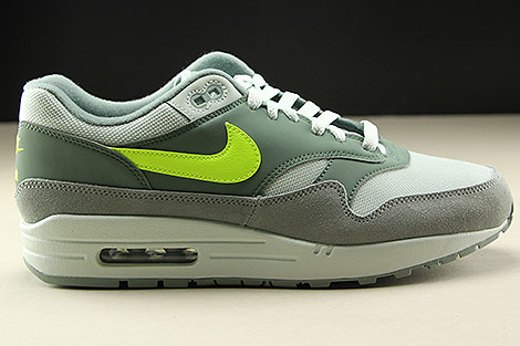 Nike Air Max 1 Mica Green Volt Clay Green