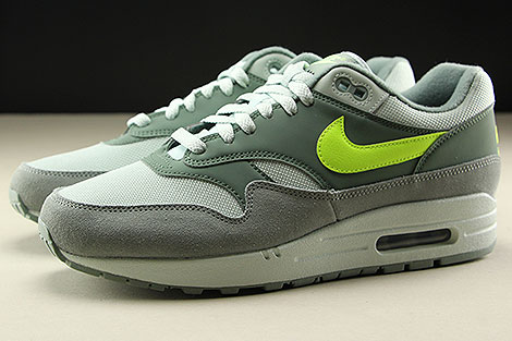 Nike Air Max 1 Mica Green Volt Clay Green Profile