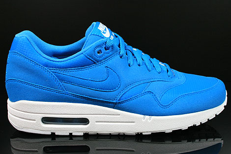 Nike Air Max 1 Blau Weiss