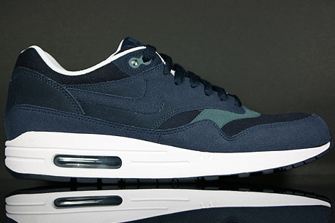 Nike Air Max 1 Obsidian Slate Black White