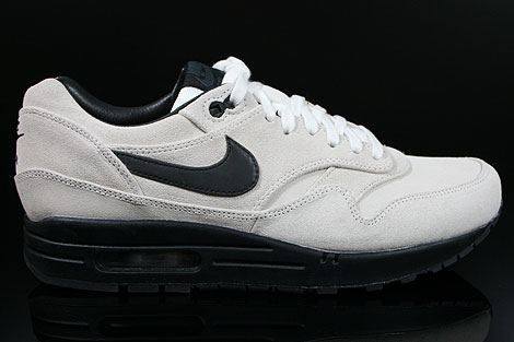 check out e190f 29635 Nike Air Max 1 Premium Summit White Black 512033-100 - Purchaze