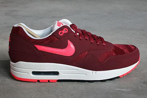 Nike Air Max 1 Premium Darkred