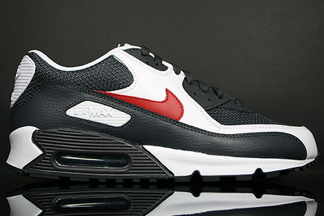 Nike Air Max 90 Dark Shadow Black White