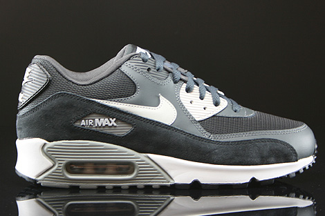 nike air max 90 essential black & anthracite