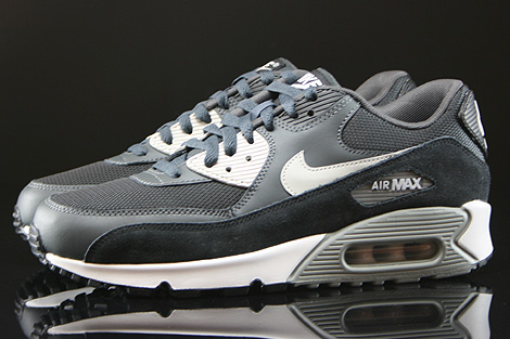 Nike Air Max 90 Essential Anthracite Granite Black Profile