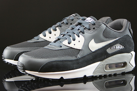Nike Air Max 90 Essential Anthracite Granite Black Sidedetails