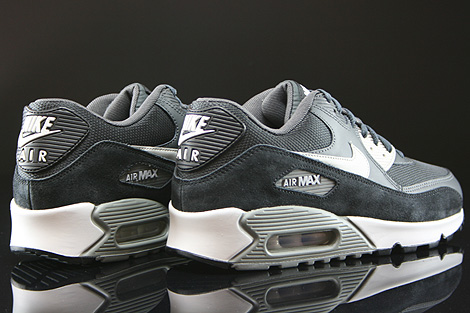Nike Air Max 90 Essential Anthracite Granite Black Back view