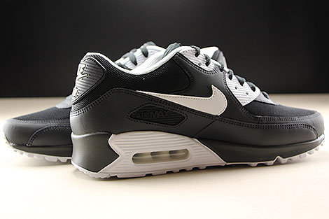 Nike Air Max 90 Essential Anthracite White Black Inside