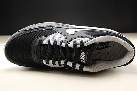Nike Air Max 90 Essential Anthracite White Black Over view