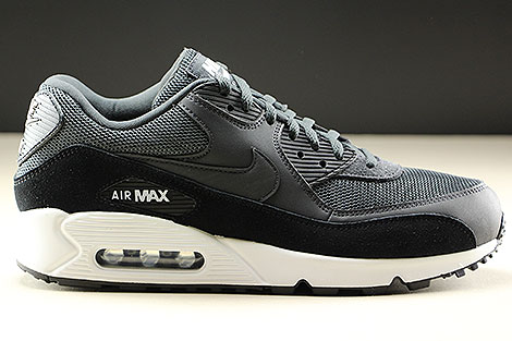 Nike Air Max 90 Essential Anthracite White Black