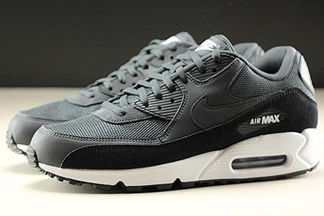 Nike Air Max 90 Essential Anthracite White Black Seitenansicht