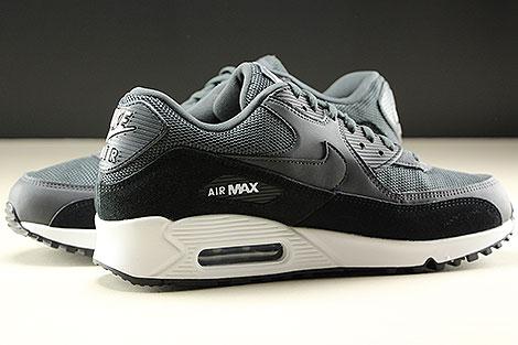 Nike Air Max 90 Essential Anthracite White Black Innenseite