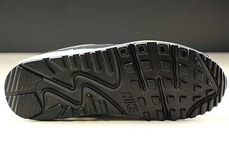 Nike Air Max 90 Essential Anthracite White Black Outsole