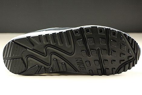 Nike Air Max 90 Essential Anthracite White Black Laufsohle