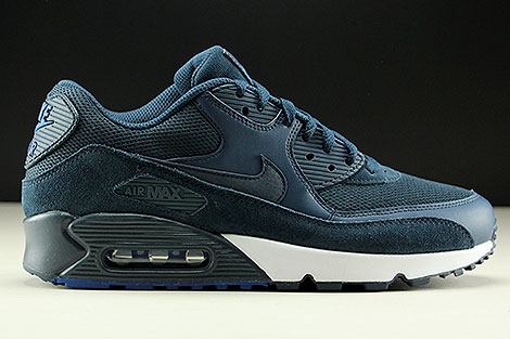 Nike Air Max 90 Essential Armory Navy Blue White
