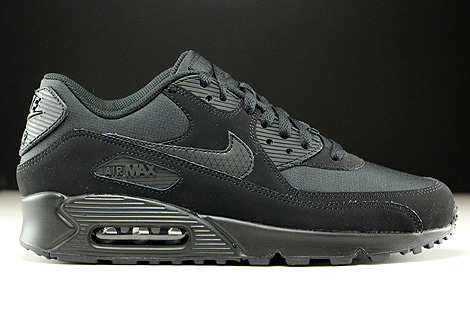 quality design c6b7c a3817 Nike Air Max 90 Essential Black Black