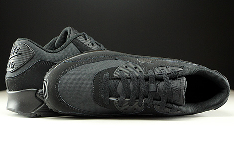 Nike Air Max 90 Essential Black Black Over view