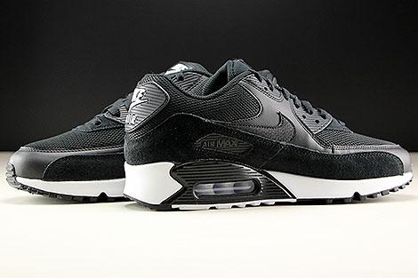 Nike Air Max 90 Essential Black Black White Inside