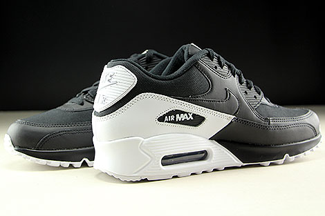 Nike Air Max 90 Essential Black Black White Inside