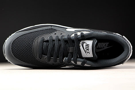 Nike Air Max 90 Essential Black White Anthracite Over view